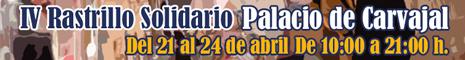 IV Rastrillo Solidario